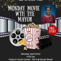 Movie with the Mayor