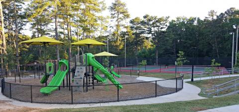 Duncan Park  Playground