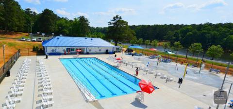 Duncan Park Pool & Splash Pad