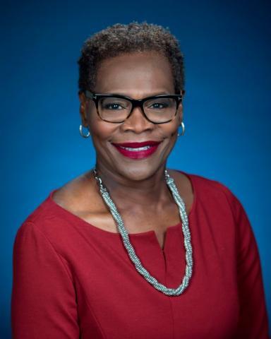 Mayor Elizabeth Carr-Hurst