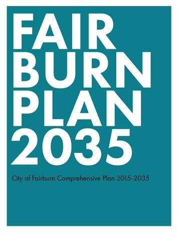 The City of Fairburn 2035 Comprehensive Plan