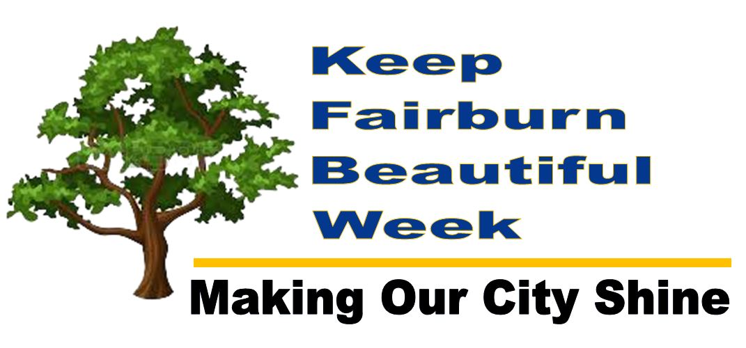 Keep Fairburn Beautiful Week