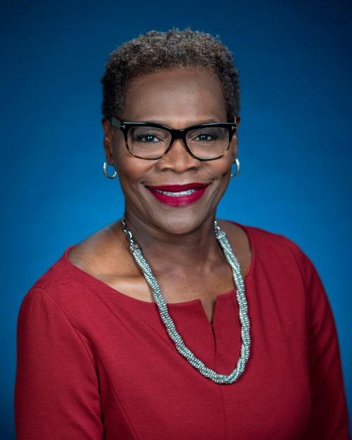 Mayor Elizabeth Carr- Hurst